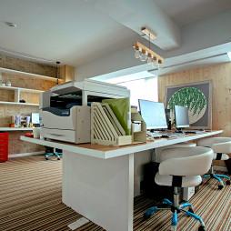 办公室桌椅效果图片