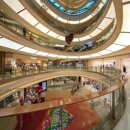 购物商场中庭设计