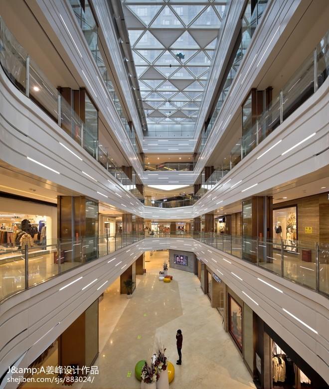 购物广场室内空间设计