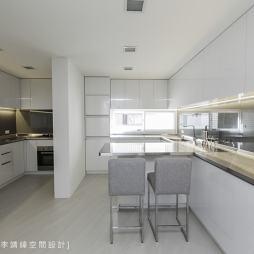 厨房装修效果图图库