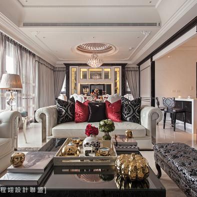 YOCICOの黑白银美学 时尚气质宅邸