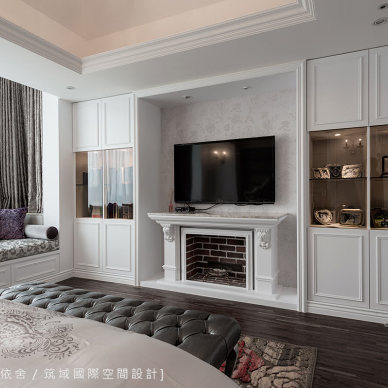 新古典主义家居装修设计