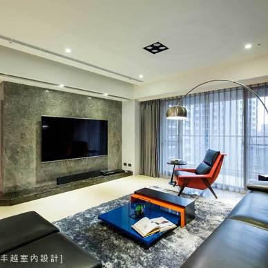 室内装修现代简约效果图图集