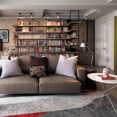 最新的客厅装修设计效果图