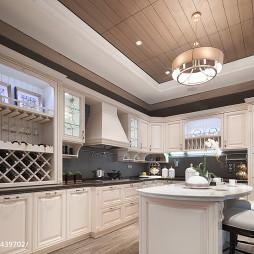 家居展厅厨房设计