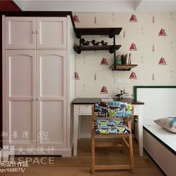 美式现代儿童房装修效果图