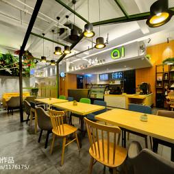 咖啡酒吧装修效果图图片