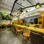 咖啡厅设计案例效果图图库