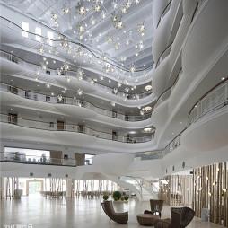 度假酒店大厅装修设计