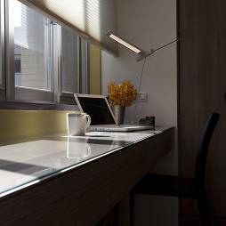 现代简约休闲区设计