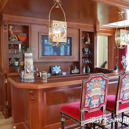 吧台吧椅装修设计