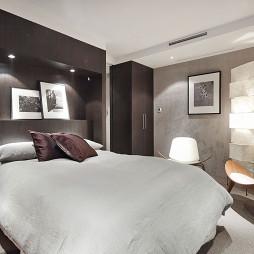 现代卧室隔断装修设计