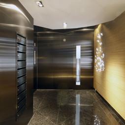 精品酒店电梯过道装修设计
