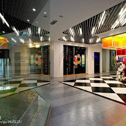 商业展厅过道装修设计