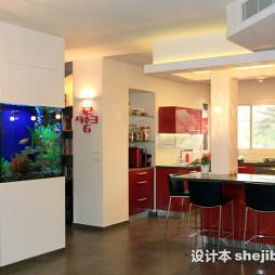 观赏鱼缸装修效果图集欣赏