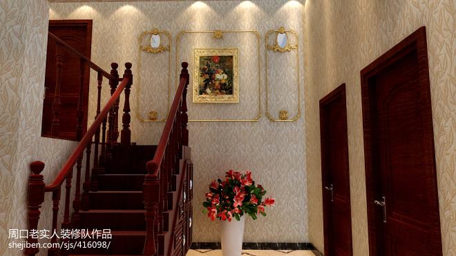 楼梯间装修效果图片