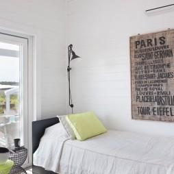 混搭风格平房卧室装修设计