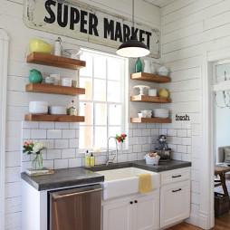 廚房儲物架效果圖圖片
