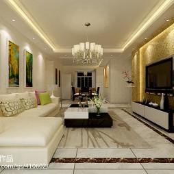 客厅背景墙装修设计
