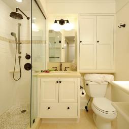 厕所隔断图片
