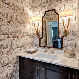 室内装修墙纸大全装修效果图库