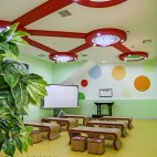 幼儿园吊顶设计