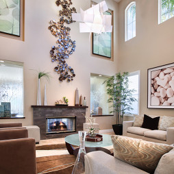 墙上装饰品设计效果图集