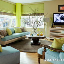 傲品沙发装修效果图图片