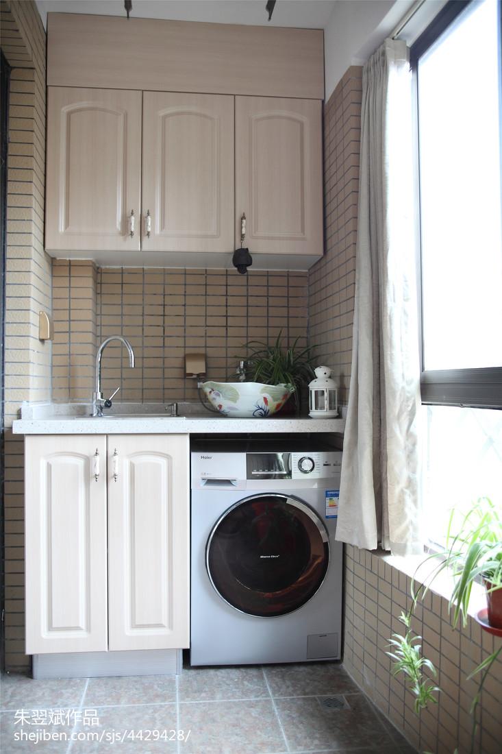 小厨房设计图片_小户型东南亚阳台装修图片大全 – 设计本装修效果图