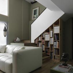 现代风楼梯设计