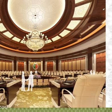 宁夏国际会议中心