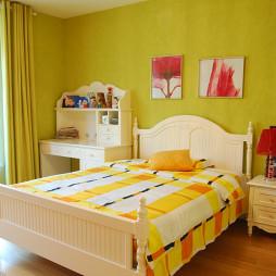 简约别墅现代卧室装修设计