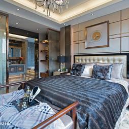 港式卧室隔断装修设计