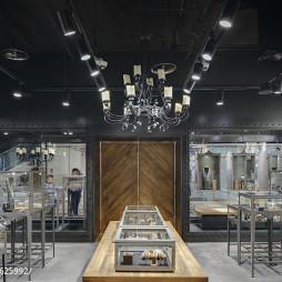 珠宝店展柜装修设计