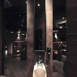 餐厅卫生间效果图