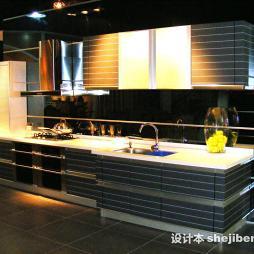 欧派整体厨房家装效果图