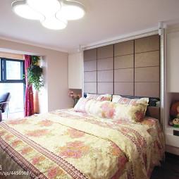 小复式现代卧室效果图