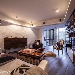 现代客厅装修设计效果图库
