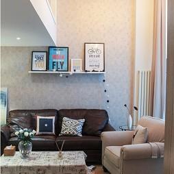 最新65平米两室一厅装修效果图