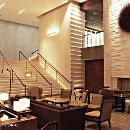 高级酒店大厅设计