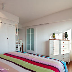 复式楼美式卧室设计