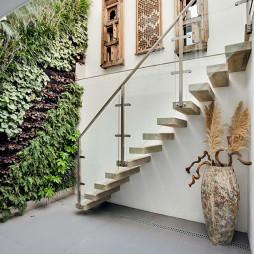 小跃层楼梯效果图集设计