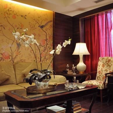 王欣宇设计作品—美式餐厅_1979952