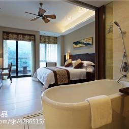 国际大酒店客房装修