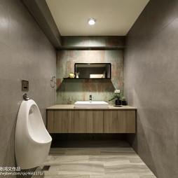 小吃店卫生间设计