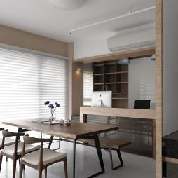 45平现代餐厅设计