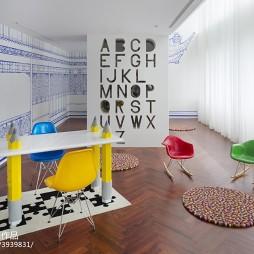 混搭风格私人公寓客厅设计