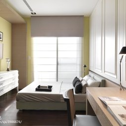 现代风格卧室窗户图片大全