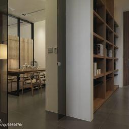 建筑师事务所办公室隔断设计