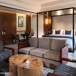 酒店客房装修设计图片